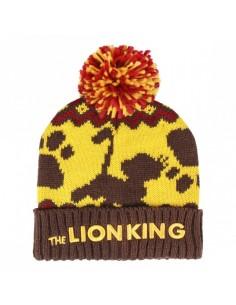 Gorro Pompon Lion King