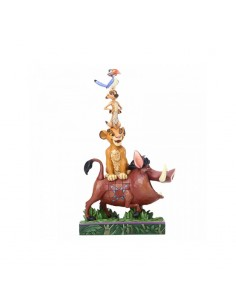 Disney Traditions : Balance of Nature (The Lion King Stacking Figurine)