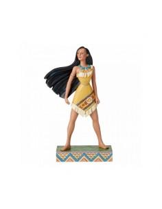 Disney Traditions : Proud Protector (Pocahontas Princess Passion Figurine)