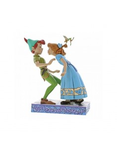 Disney Traditions : An Unexpected Kiss (Peter and Wendy 65th Anniversary Piece)