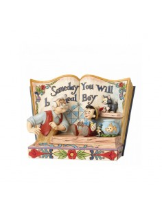 Disney Traditions : Someday You Will Be A Real Boy (Storybook Pinocchio)