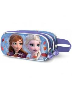 Frozen 2 Portatodo Doble Journey 3D Disney