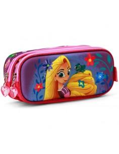 RAPUNZEL Portatodo Doble 3D Rapunzel Disney