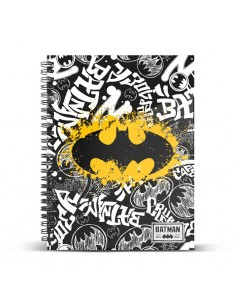 BATMAN Cuaderno A4 Tagsignal
