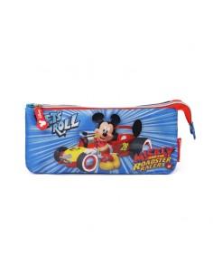 MICKEY INFANTIL Portatodo Triple Racers Disney