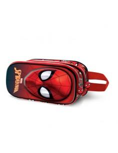 SPIDERMAN Portatodo Doble 3D Spider