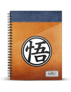 DRAGON BALL Cuaderno R A4 Symbol