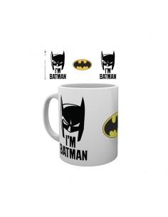 Taza DC Comics Batman I'm Batman Cowl