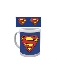 Taza DC Comics Superman Logo
