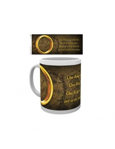 Taza Lord of The Rings - The One Ring - El Anillo Único