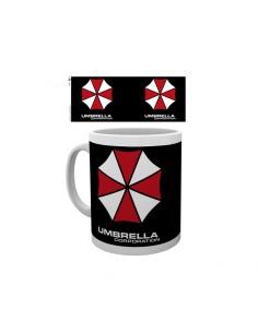 Taza Resident Evil - Umbrella logo