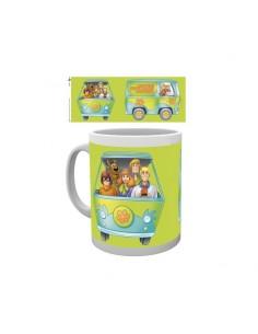 Taza Scooby Doo - Mystery Wagon