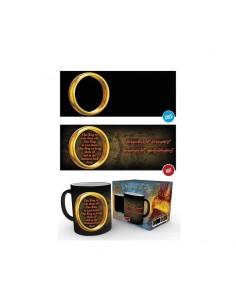 Taza sensitiva al calor Lord of The Rings - Anillo Único - One Ring