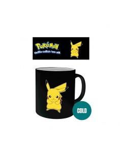 Taza sensitiva al calor Nintendo Pokemon - Pikachu