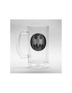 Jarra de cerveza DC Comics Batman Logo