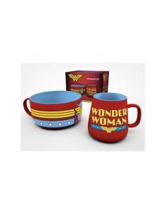 Pack Desayuno DC Comics - Wonder Woman