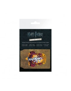 Tarjetero Harry Potter - Gryffindor