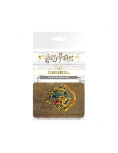Pack de 2 portaequipajes Harry Potter - Hogwarts