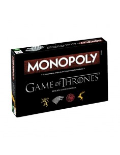 Monopoly Juego de Tronos Edición en Español