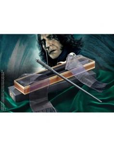 Harry Potter - Varita mágica de Profesor Snape versión Ollivander