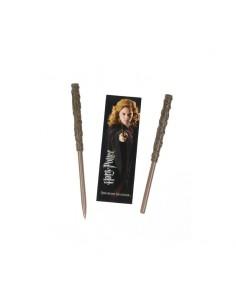 Harry Potter Set Punto de libro ( marcapáginas) y Boligrafo Hermione