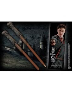 Harry Potter Set Punto de libro ( marcapáginas) y Boligrafo Harry Potter
