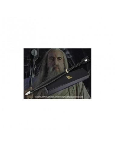 El Señor de los Anillos - Bolígrafo Bastón de Saruman