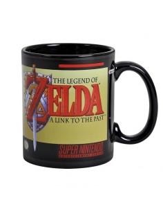 Super Nintendo - Taza sensitiva al calor Legend of Zelda