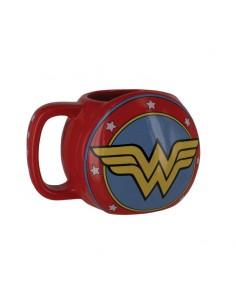 DC Comics - Taza 3D Wonder Woman
