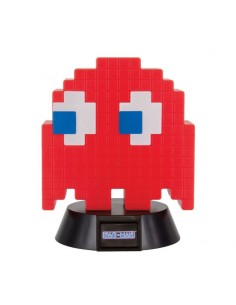 Pac-Man - lámpara 3D Icon Blinky