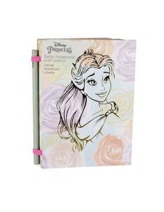Disney Princess - Libreta Belle