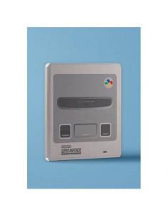 Super Nintendo - Libreta Consola