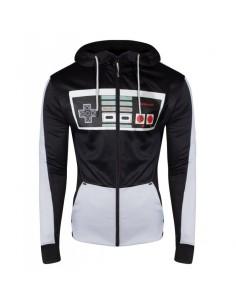 Sudadera con capucha Mando de Nintendo Nes TALLA CAMISETA XL