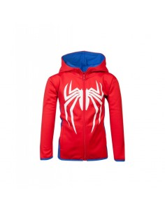 Sudadera con Capucha SpiderMan - Niño TALLA CAMISETA NIÑO TALLA 110 - 5 AÑOS