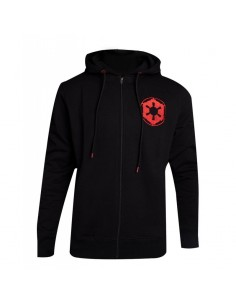 "Sudadera con Capucha Star Wars ""JOIN THE EMPIRE"" - HOMBRE TALLA CAMISETA L"