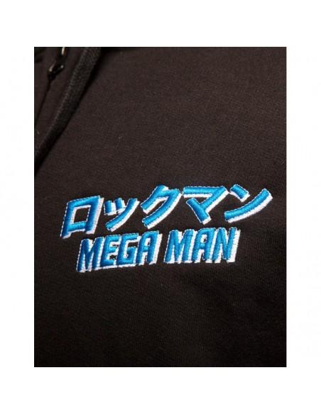 Sudadera con Capucha Megaman - Hombre TALLA CAMISETA M