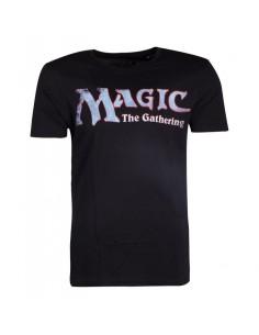 Camiseta Magic the Gathering Logo - Hombre TALLA CAMISETA M