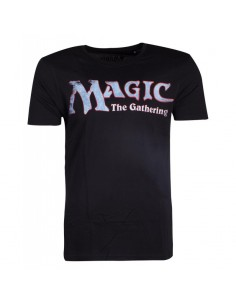 Camiseta Magic the Gathering Logo - Hombre TALLA CAMISETA XL