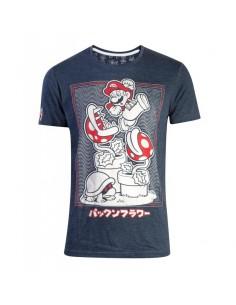 Camiseta Nintendo Piranha Plant - Hombre TALLA CAMISETA L