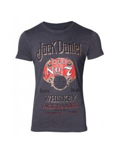 Camiseta Jack Daniel´s JD Old Ad - Hombre TALLA CAMISETA M