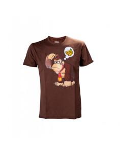 Camiseta Donkey Kong - Hombre TALLA CAMISETA L