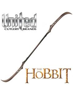 El Hobbit - Réplica 1/1 Espada de Doble Hoja del Bosque Negro