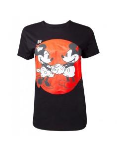 Camiseta Mickey Mouse Love - Unisex TALLA CAMISETA M