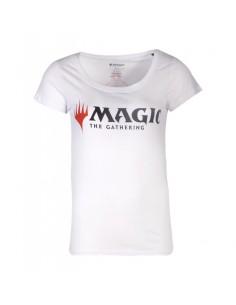 Camiseta Magic: The Gathering - Magic Logo - Mujer TALLA CAMISETA M