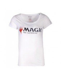 Camiseta Magic: The Gathering - Magic Logo - Mujer TALLA CAMISETA L