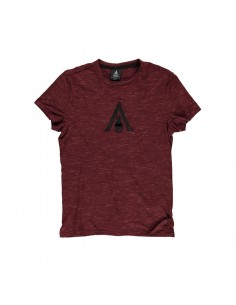 Camiseta Assassin´s Creed Odissey Logo Space Dye - Hombre TALLA CAMISETA M