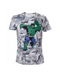 Camiseta The Hulk - Hombre TALLA CAMISETA L