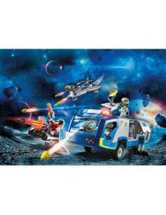Policía Galáctica - Camión - Playmobil