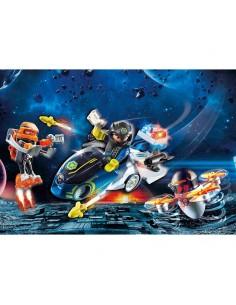 Policía Galáctica - Moto - Playmobil