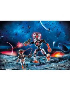 Piratas Galácticos -Robot - Playmobil